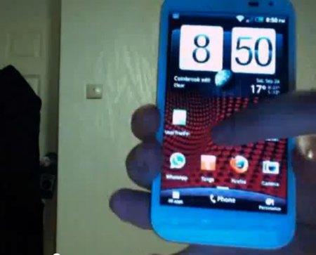 HTC Runnymede se exhibe en vídeo y podría cambiar de nombre para su lanzamiento