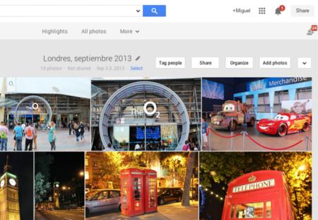Era de esperar: Google planearía separar su servicio de fotografías de Google+