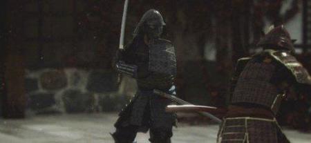 Formidable corto de animación: 'Samurai'
