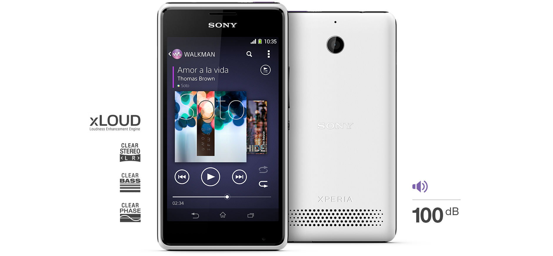 Foto de Sony Xperia E1 (8/10)
