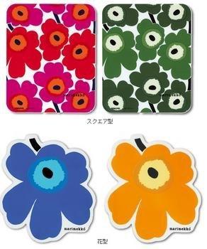Accesorios con dibujos de flores