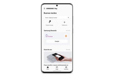 Samsung a la caza de la Apple Card: su tarjeta de débito propia llegará en verano de 2020