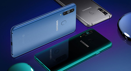 Samsung Galaxy A8s: el primer móvil con pantalla Infinity-O es el primero de Samsung en perder el minijack