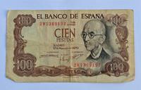 A los españoles nos cuesta deshacernos de las pesetas