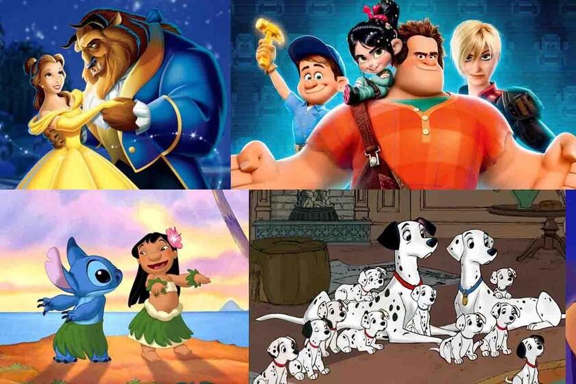 Las 23 Mejores Películas De Disney Para Ver Con Tus Hijos Recomendadas Por Edades