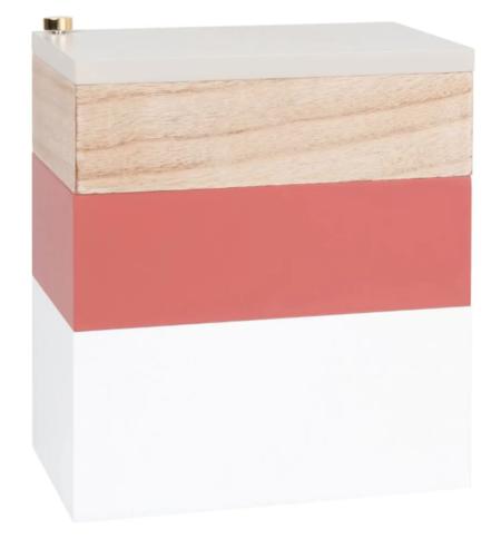 Caja Con 3 Compartimentos Multicolores 1000 4 3 205126 1