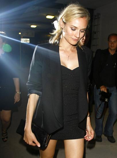 Glamour en las fiestas de Cannes: así visten las invitadas más estilosas