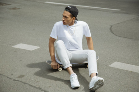 Pull And Bear Lanza Su Lookbook Mas Fresco Para Verano 2015 Urban White 4