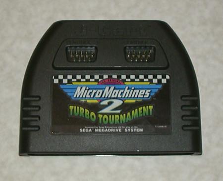 Mega Drive J Cart
