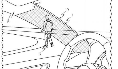 "¡Adiós al punto ciego! Toyota ""hace transparente"" el poste A usando espejos"