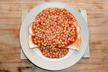 Baked beans - 3