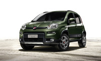 Salón de París: Fiat Panda 4x4, Trekking y Natural Power