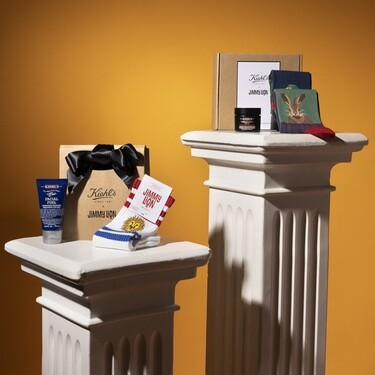 Cuidado de la piel y calcetines molones: esta es la propuesta de Kiehl's y Jimmy Lion para regalar el Día del Padre