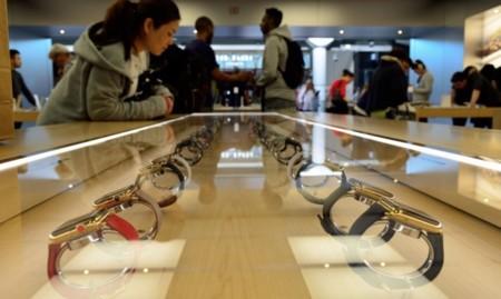 Ya no necesitarás hora para probar el Apple Watch en las tiendas
