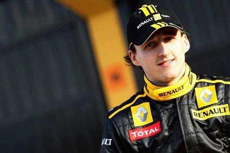 Robert Kubica cerca de firmar su continuidad en Renault