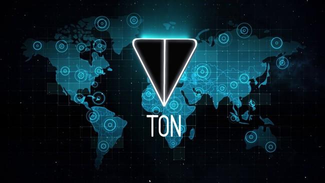 Ton Telegram Open Network