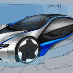Foto 21 de 92 de la galería bmw-vision-efficientdynamics-2009 en Motorpasión