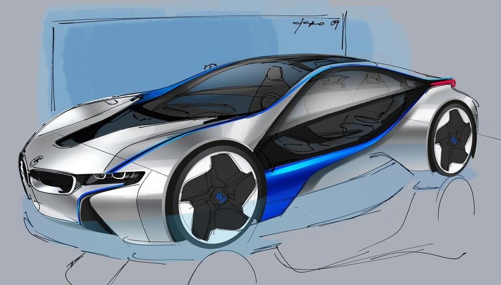 Foto de BMW Vision EfficientDynamics 2009 (21/92)