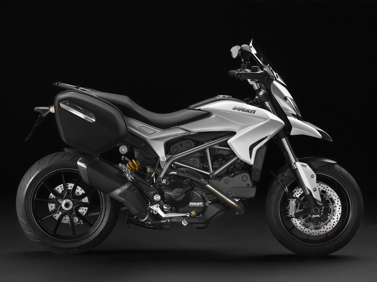 Foto de Ducati Hypermotard, Hypermotard SP e Hyperstrada (6/19)
