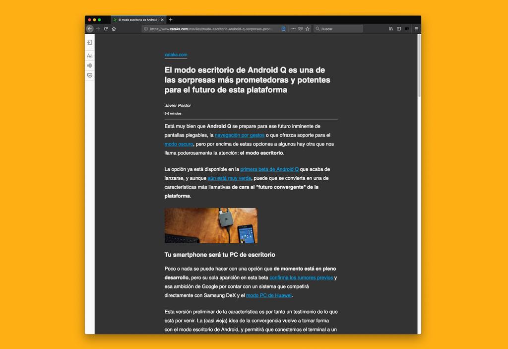 Cinco extensiones para Chrome y Firefox si lo que te interesa es leer artículos sin distracciones