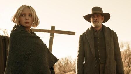'Noticias del gran mundo': Paul Greengrass y Tom Hanks firman un magnífico western de corte clásico con una sensibilidad arrolladora