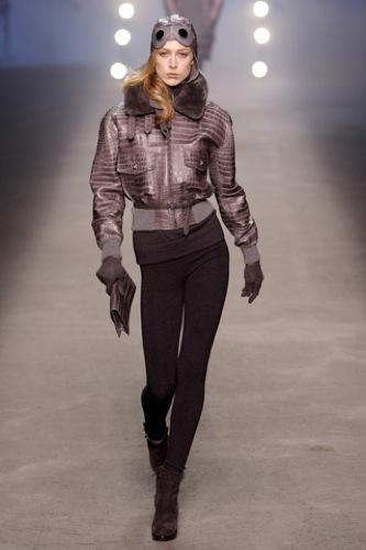 Hermès Otoño-Invierno 2009/2010 en la Semana de la Moda de París