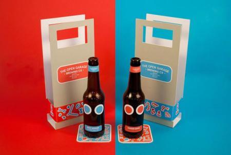 Personaliza tu cerveza mientras te la bebes con The Open Garage