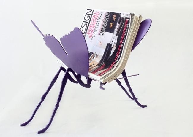 mariposa revistero