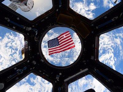 Así votan los astronautas estadounidenses cuando están fuera del planeta
