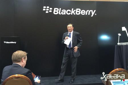 El Internet de las Cosas y la salud son parte de un nuevo futuro para BlackBerry