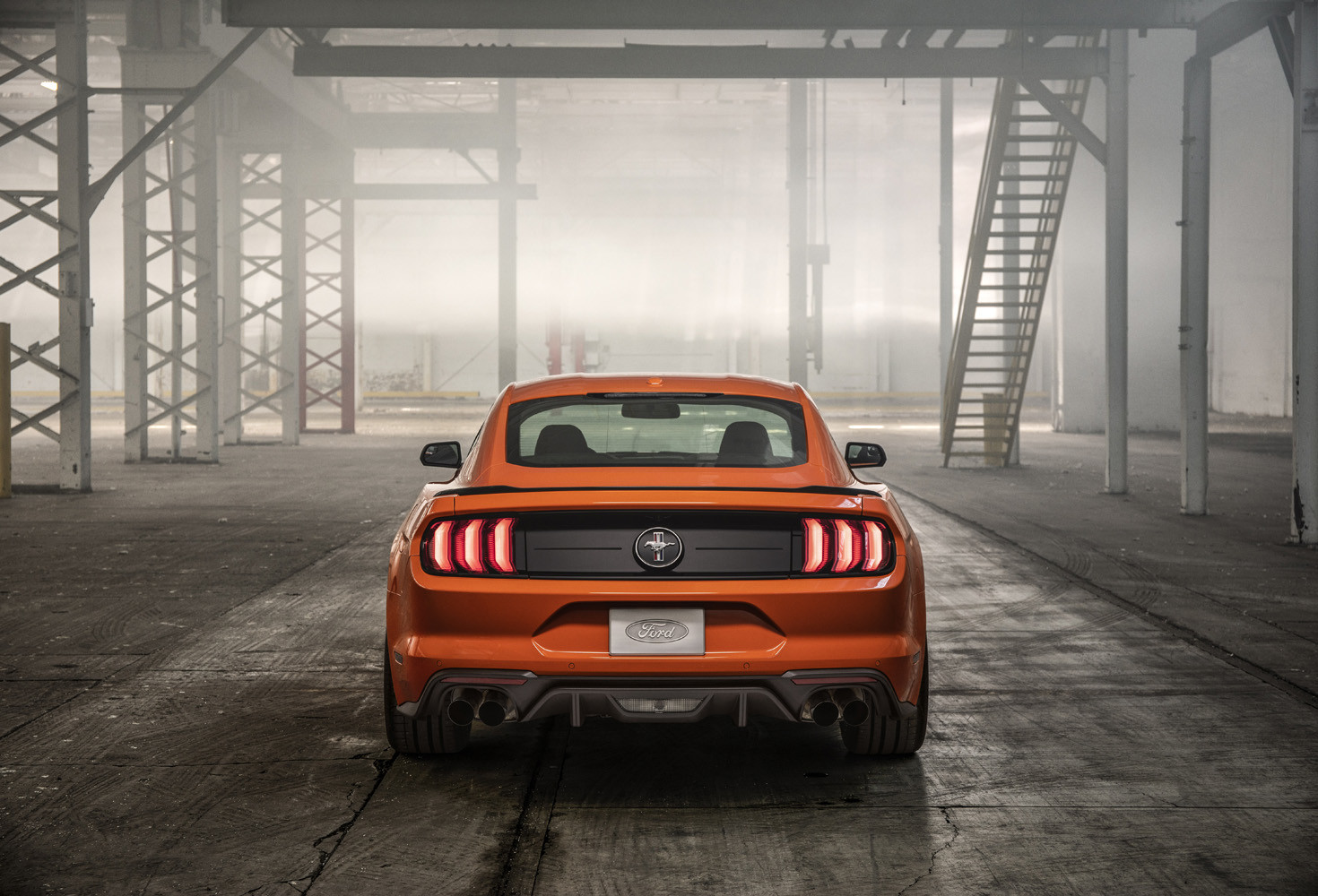 Foto de Ford Mustang High Performance Package 2020 (4/20)