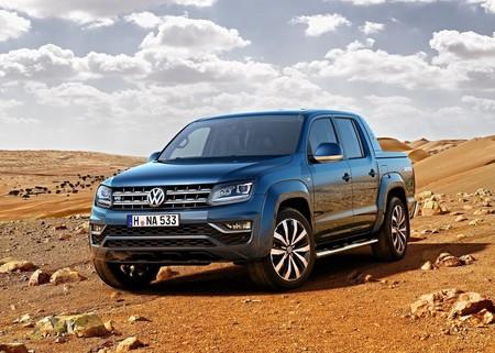 Confirmado: La siguiente Volkswagen Amarok será desarrollada en conjunto con Ford