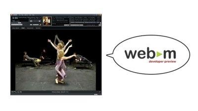 Winamp añade soporte para vídeos WebM en su reproductor