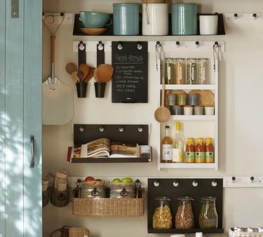 17 ideas prácticas para ordenar la cocina