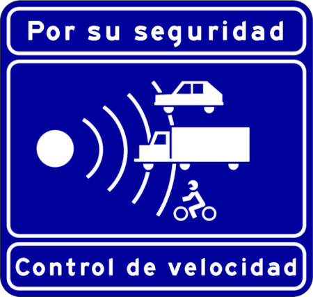 Radar Velocidad Dgt