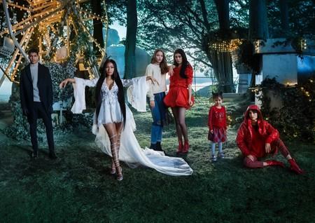 El cuento navideño al más puro estilo Stranger Things viene de la mano de H&M, Nicki Minaj y Jesse Williams (morimos de amor)