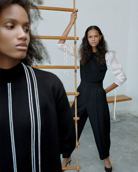 Zara Minimal Knitwear 10