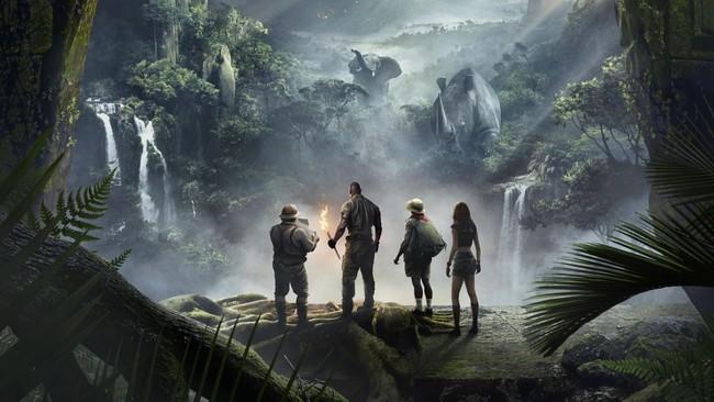 Estrenos de cine: junglas digitales, parques de atracciones y mundos en miniatura