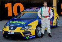 Monteiro prueba el Seat León