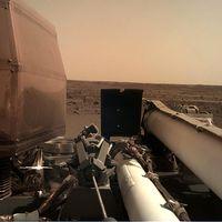 Así suena el módulo de aterrizaje Insight mientras trabaja en la superficie de Marte