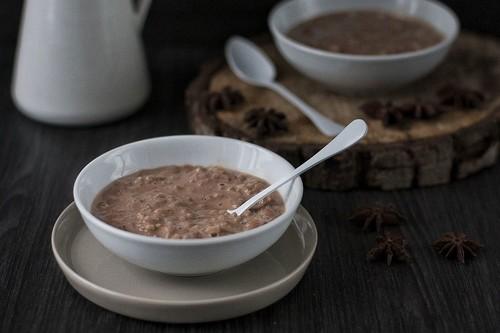 Arroz con leche y chocolate con Thermomix, la receta perfecta para merendar viendo nuestra serie preferida
