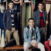 Hackett le da un nuevo giro al look marinero con su colección inspirada en las regatas