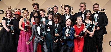 'Stranger things' y 'Orange is the new black' se llevan los grandes premios del SAG