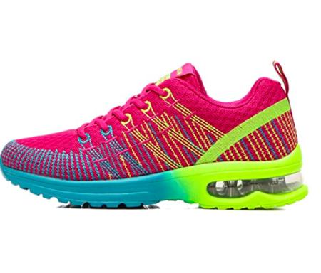 Zapatos De Running Para Hombre Mujer Zapatillas Deportivo Outdoor Calzado Asfalto Sneakers Negro Rojo