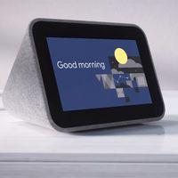 El reloj despertador inteligente Lenovo Smart Clock, más barato que nunca en los PcDays de PcComponentes: 37,99 euros