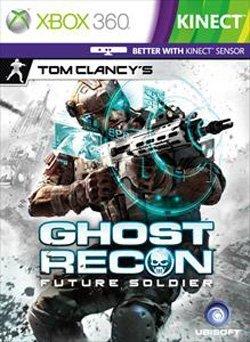 Ghost Recon Future Soldier Mejor Con Kinect Llegan Por Fin Los