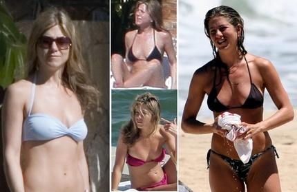 Jennifer Aniston se operará las tetas