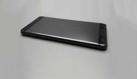 Se filtran imágenes del prototipo del Galaxy Note 7