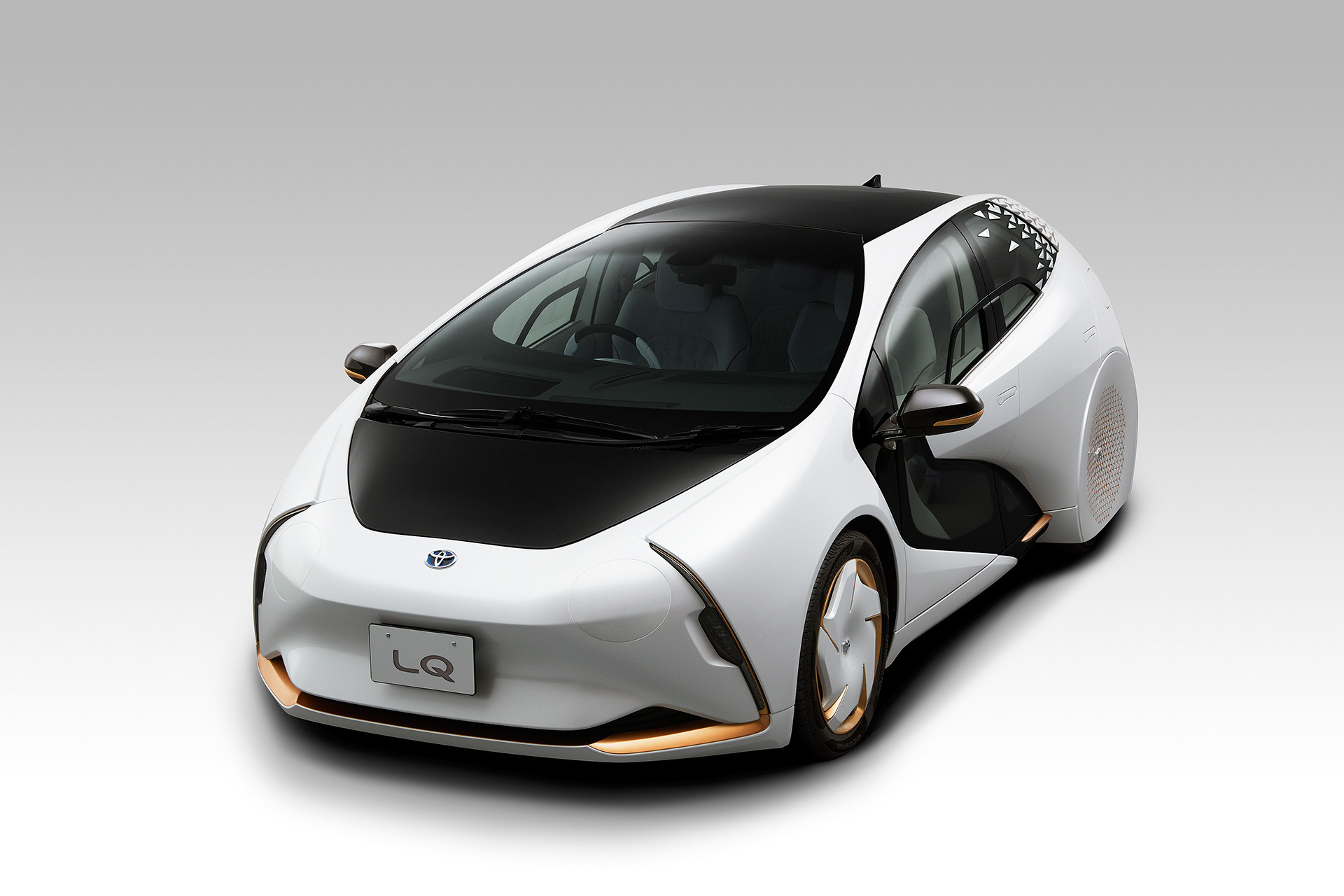 Foto de Toyota LQ Concept (1/8)