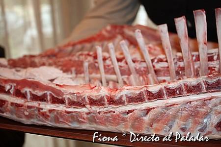 Cata de cordero andaluz